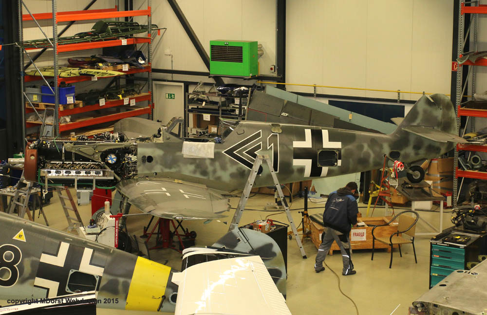 Bf109 Fighter Factory 2015 01 271